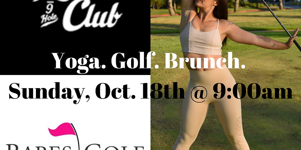 The Lome Club X Babes Golf- Yoga, Golf, & Brunch