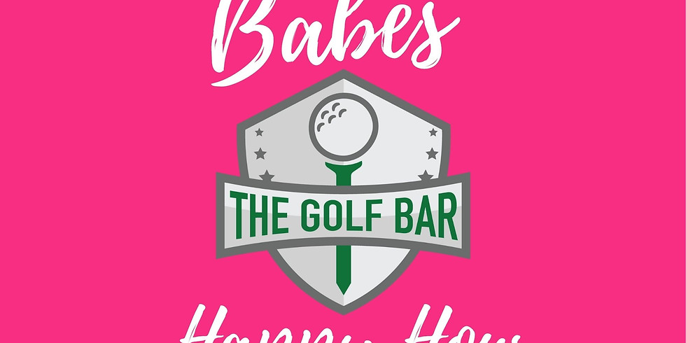 The Golf Bar Happy Hour