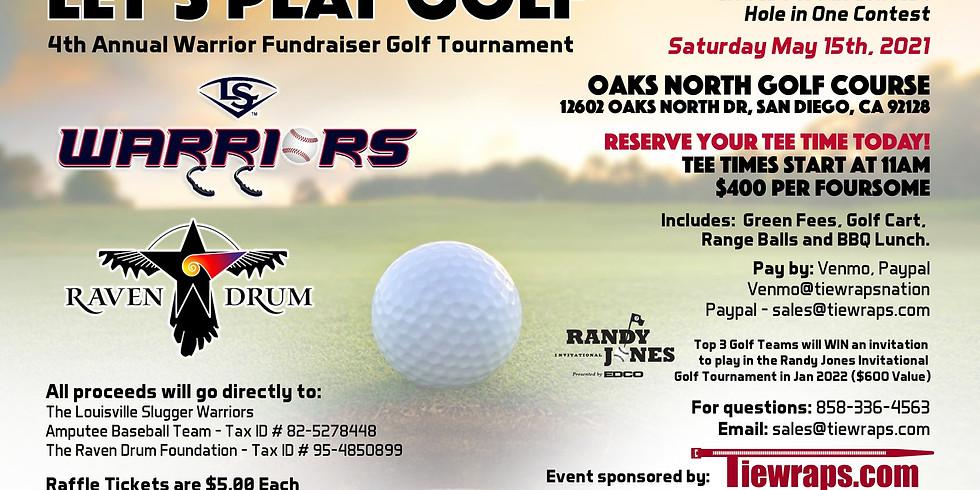 4th Annual Warrior Golf Fundraiser