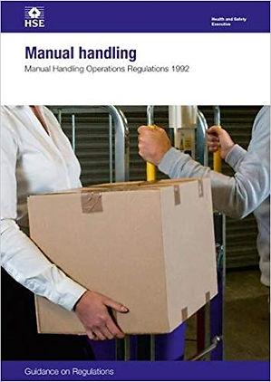 Manual Handling Operations Regulations 1992