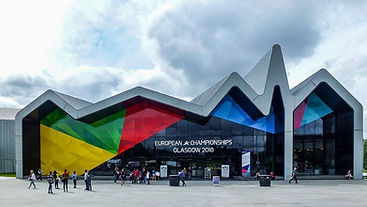 The Riverside Museum Glasgow