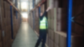 Hazardous Warehouse Manual Handling