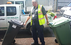 Manual Handling of Wheelie Bins