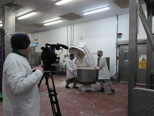Food Industry Manual Handling Training Video