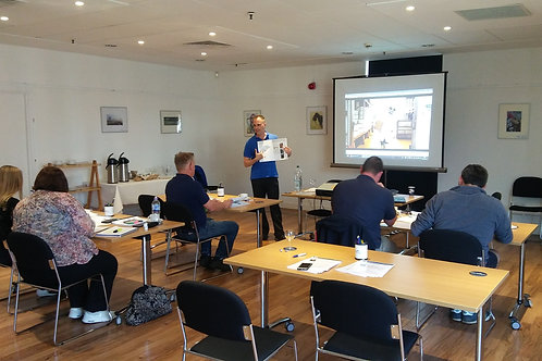 Leeds 2 Day Accredited Manual Handling Instructor Course - 1 Space Left!