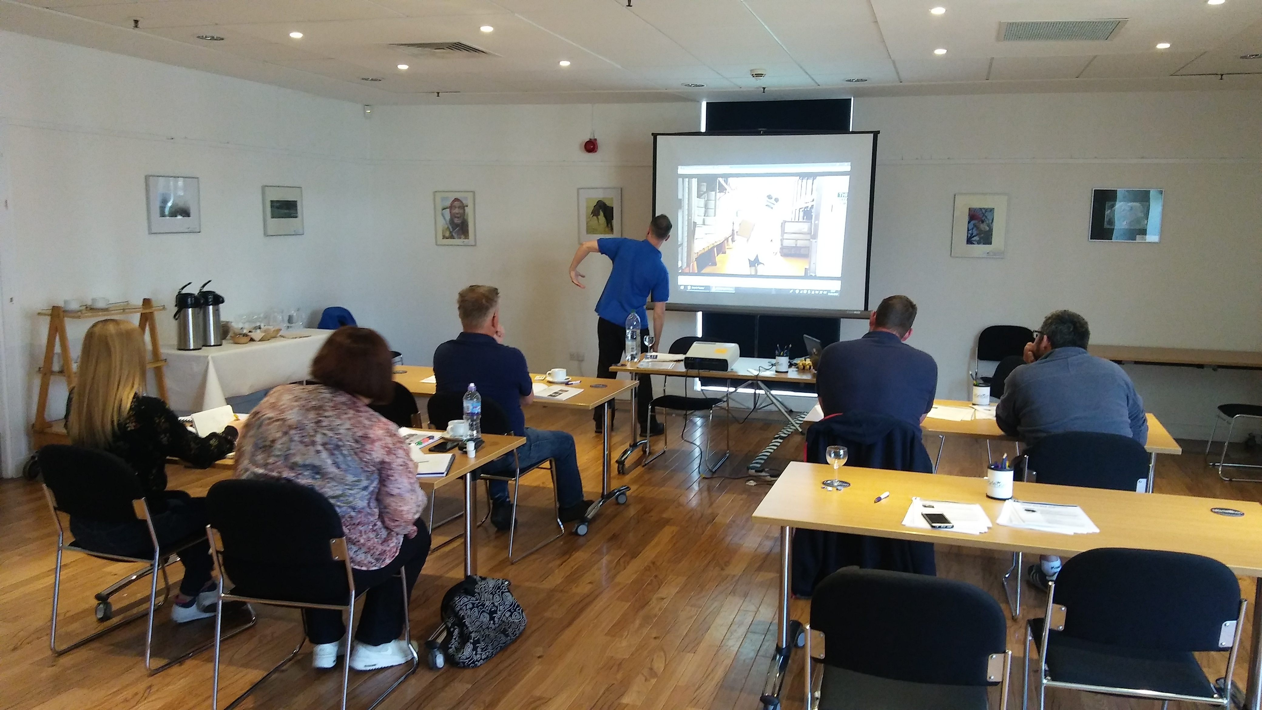 Manual Handling Training Programme