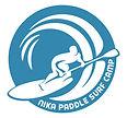 NIKAPADDLESURFCAMP-LOGO_round1-lettering