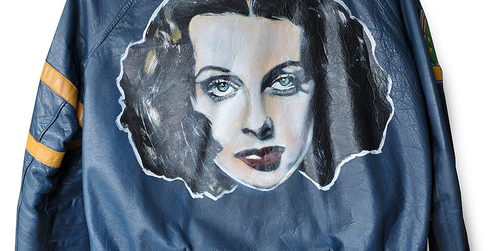HEDY LAMARR (leather)