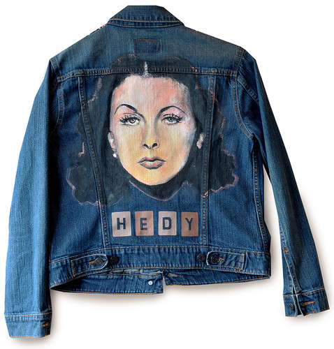 hedy levis back