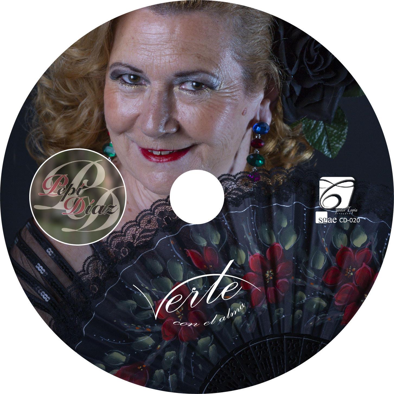 Inlay CD VERTE