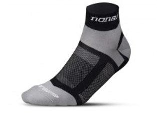 Trenings sokker 2-pack svart og hvit