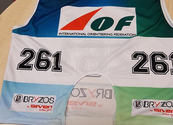 Startnummer til Ski-O