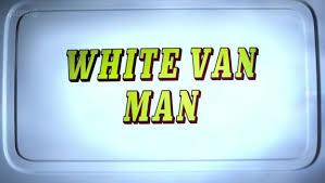 white van man wylam, man  van wylam
