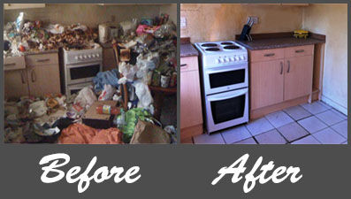 house clearance company washington