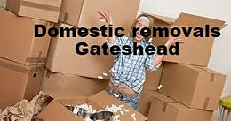 man and van gateshead, commercial removals gateshead