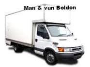 man with van jarrow