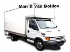 man and a van boldon, man with van boldon