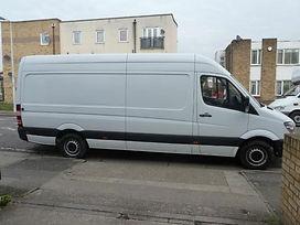 man with van removals darlington