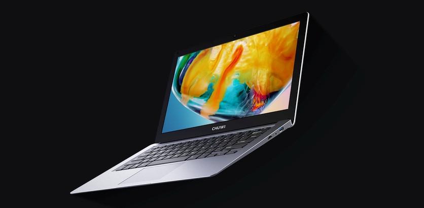 Мобильный офис с процессором Intel за $269 - Chuwi HeroBook Pro+