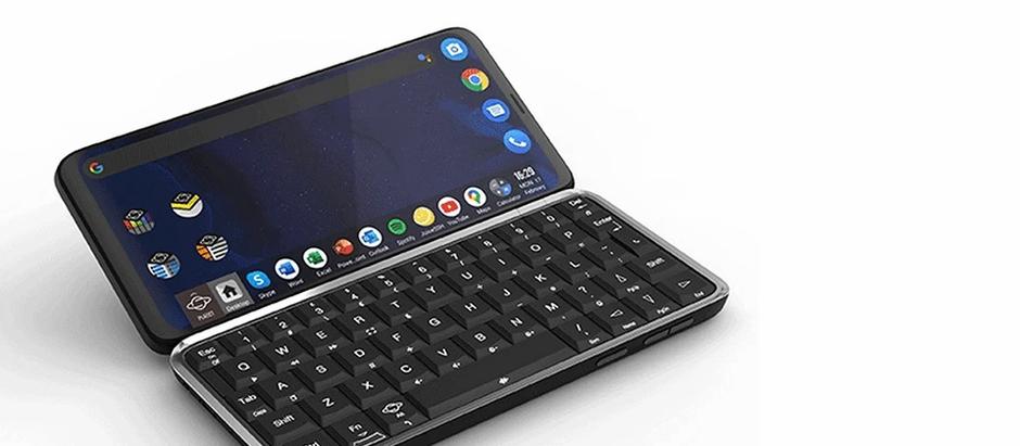 Готов к выходу Astro Slide - первый в мире смартфон с большой физической клавиатурой и 5G