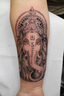 Tattoo Moby