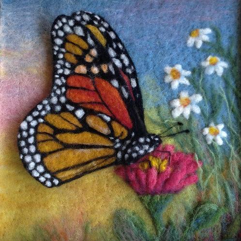 Monarch Butterfly II.