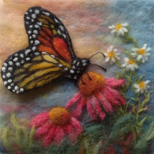 Monarch Butterfly II