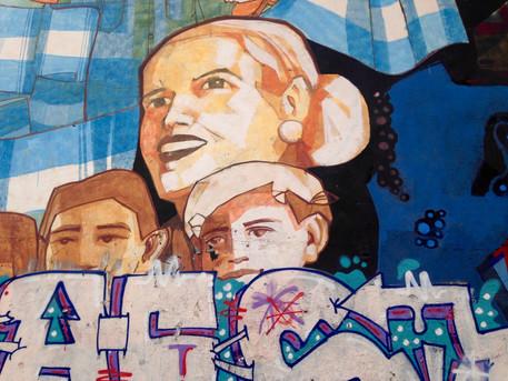Street art à BA