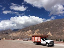 Portes des Andes