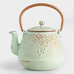 World Market Mint Green Tea Kettle.jpg
