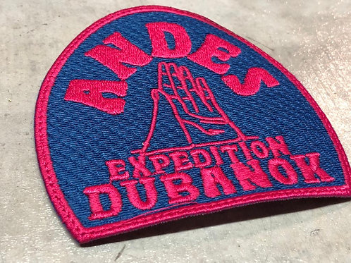 "Parche Rojo ""Andes Expedition"""