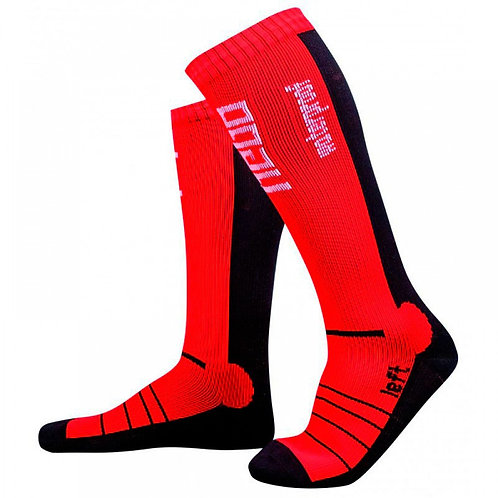 CALCETAS HEBO WATERPROFF ROJO
