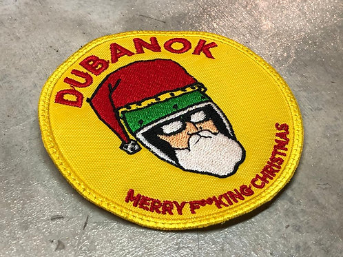 "Parche Dubanok ""Christmas Edition"""