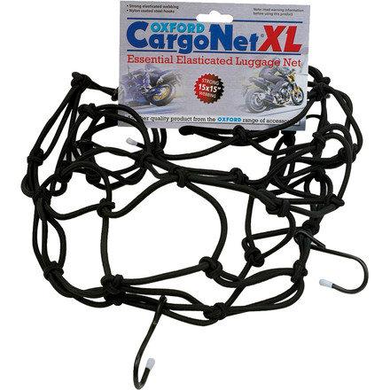 CARGO NETS- BLACK