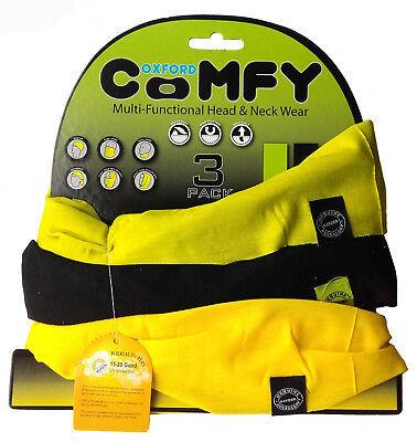 Comfy Green/Black/Yellow