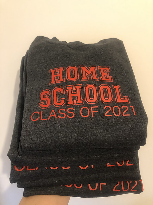 Home school sweatshirt Adults