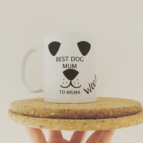 Dog/Cat Mama Mug