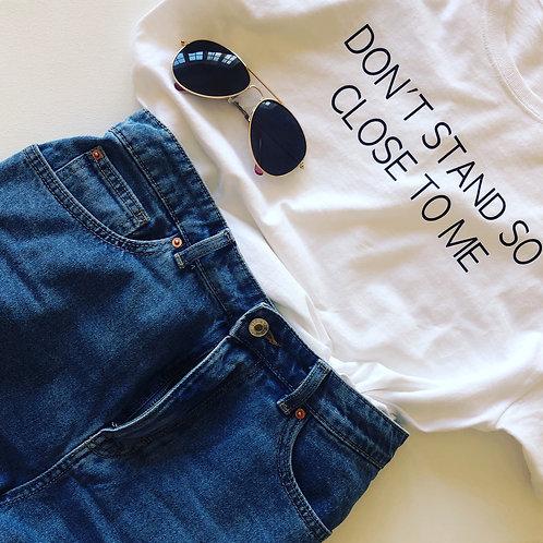 Lockdown t-shirt