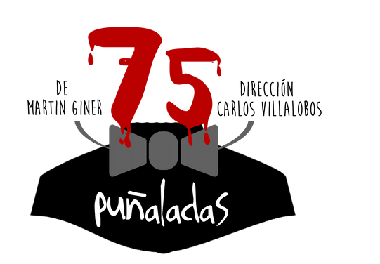 """Título """"75 puñaladas"""""""