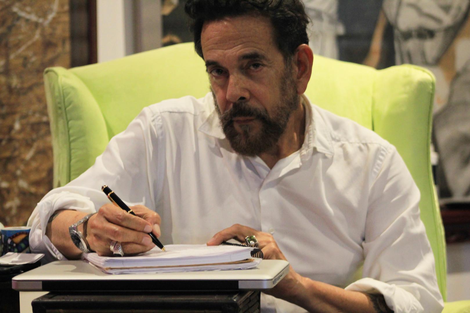 Luis Carlos Vásquez Mazzilli - Artista E