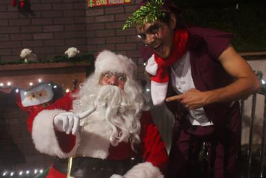 Actividades corporativas navideñas. Fondo de Beneficio Social UNA-Situm
