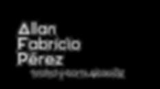 Nombre Dramaturgo y director Allan Fabricio Pérez