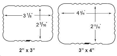 Downspouts Size 2x3 versus 3x4