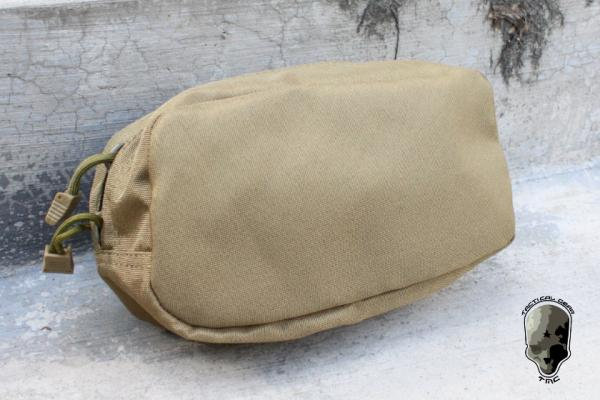 TMC LARGE UTILITY POUCH COYOTE BROWN