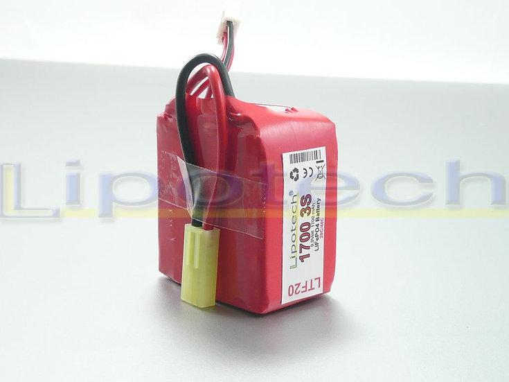 batteria life 1700x9.9 lipotech tamiya  20/40c