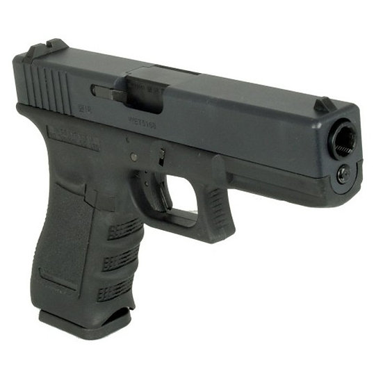 WE GLOCK G17 GEN4 BLACK