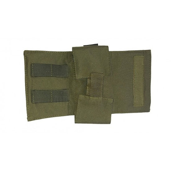 101 INC FOLDABLE TOOL POUCH OD GREEN