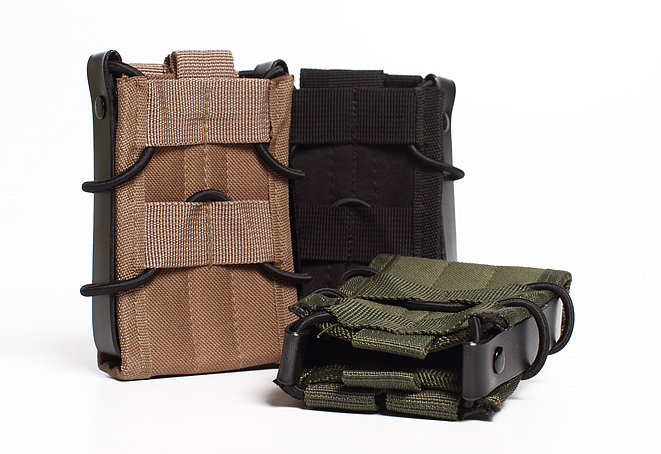 MONGOOSE TACO POUCH OD GREEN