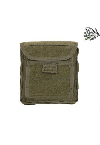 FROG INDUSTRIES MONKEY ADMIN STYLE POUCH OD GREEN