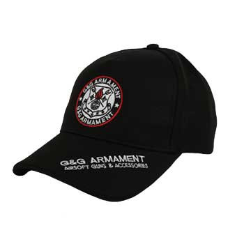 G&G ARMAMENT CAP BLACK